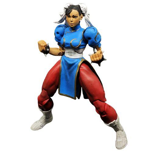 Chun-Li Action Figure Street Fighter - Neca