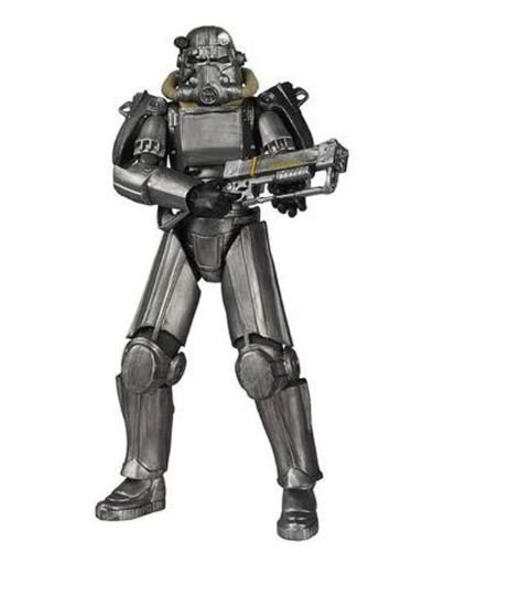 Action Figure Fallout Power armor Legacy - Games Geek
