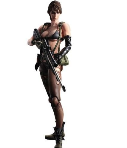 Action Figure Quiet MGS V: The Phantom Pain - Games Geek