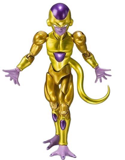 Action Figure Golden Freeza Dragon Ball Z - Original BANDAI