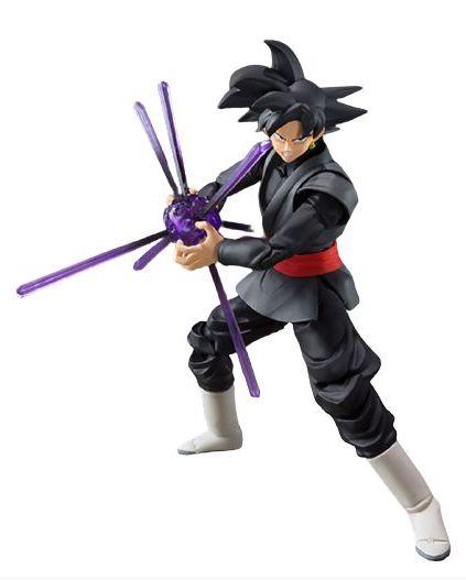 Action Figure Goku Black 16Cm - Dragon Ball Super