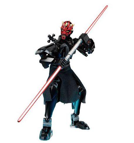 Blocos de Montar Darth Maul 104 peças - Star Wars
