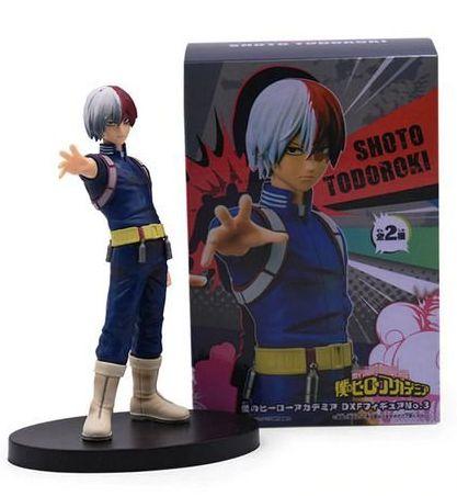 Estátua Todoroki Shoto Boku No Hero Academia - Animes Geek