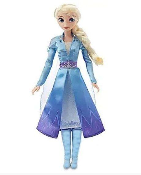 Figure Doll Elsa Frozen 2 Disney - Cinema Geek