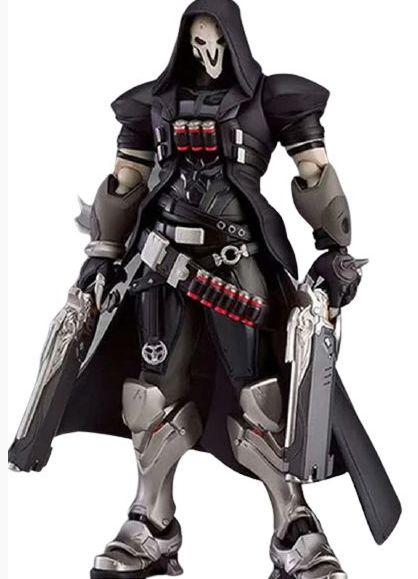 Action Figure Reaper Overwatch - Games Geek
