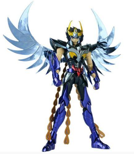 Action Figure Ikki de Fênix Armadura Versão 2 - Os Cavaleiros do Zodíaco