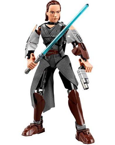Blocos de Montar Rey Skywalker 85 peças - Star Wars