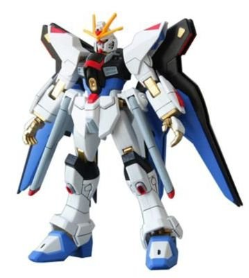 Action Figure Robô Freedom Gundam 15Cm - Animes Geek