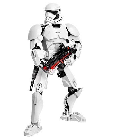 Blocos de Montar Stormtrooper 81 peças - Star Wars