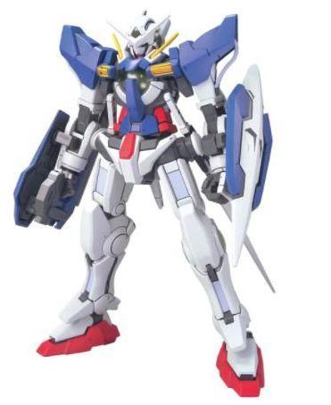 Action Figure Robô Exia Gundam 15Cm - Animes Geek