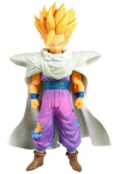 Gohan Super Sayajin 2 Figure Grandista Banpresto - Dragon Ball Z