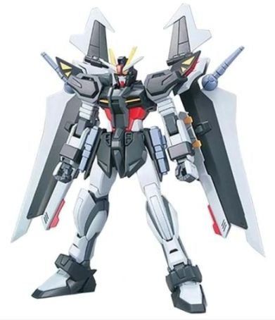 Action Figure Robô Strike Noir Gundam 15Cm - Animes Geek