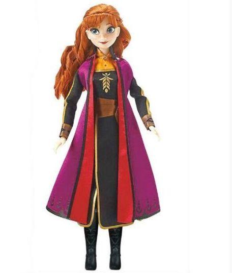 Figure Doll Anna Frozen 2 Disney - Cinema Geek