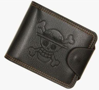 Carteira Masculina Synthetic Leather - One Piece