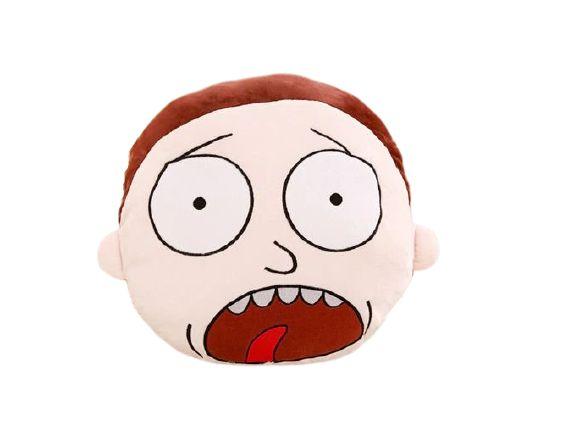 Almofada Morty Smith 35cm - Rick And Morty