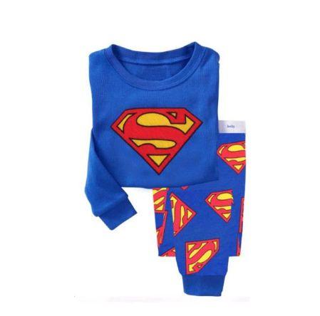 Pijama Infantil Super Man