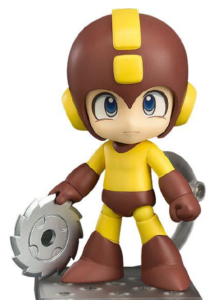 Action Figure Nendo Rock Man Ver. Metal Blade - Mega Man