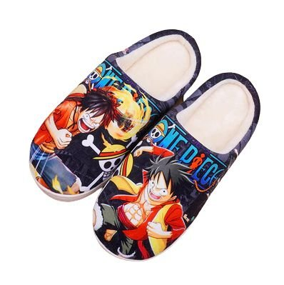 Pantufa Geek Monkey D. Luffy - One Piece