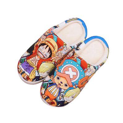 Pantufa Geek One Piece - Anime Geek