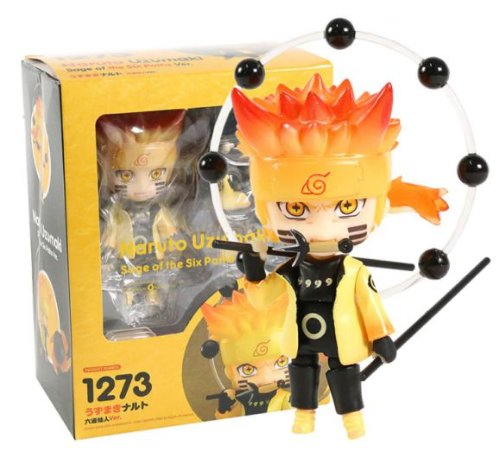 Action Figure Nendo Naruto Rikudou Sennin - Naruto Shippuden