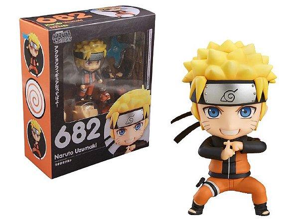 Action Figure Nendo Naruto Uzumaki - Naruto