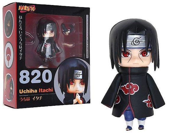 Action Figure Nendo Itachi Uchiha - Naruto