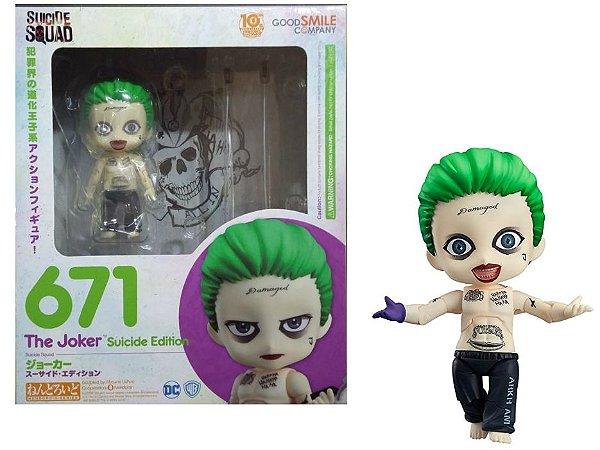 Action Figure Nendo The Joker  - Coringa