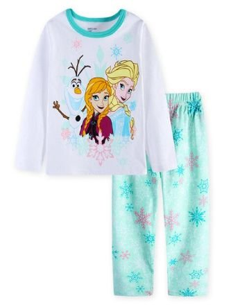 Pijama Frozen Infantil