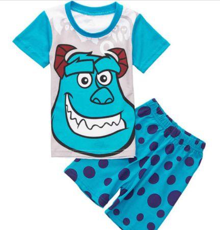 Pijama Curto Sulley Infantil