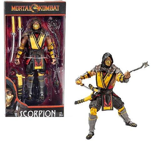 Action Figure Scorpion Mortal Kombat - McFarlane