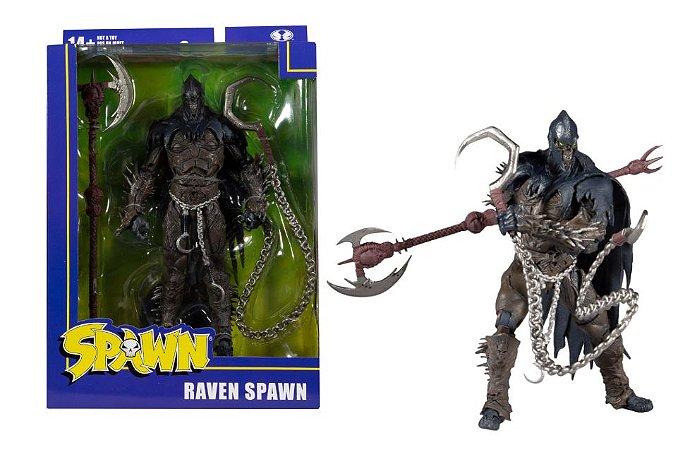 Action Figure Raven Spawn - McFarlane