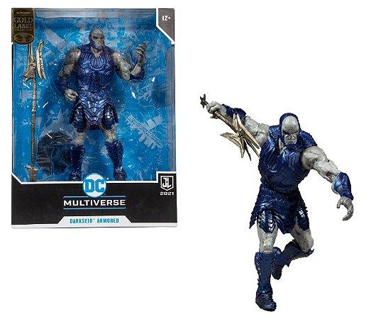 Action Figure Darkseid Armored DC Multiverse - McFarlane