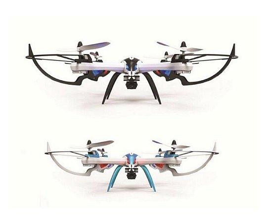 Drone Tarântula X6 Com Rádio e Acessórios Yi Zhan