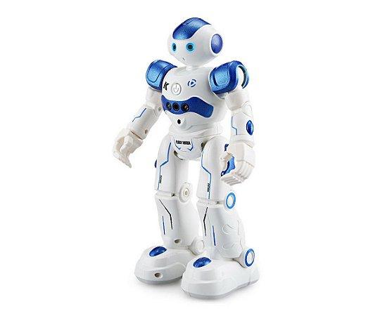 Robô Inteligente Com Controle Movimento automático CADY JRC - Brinquedos