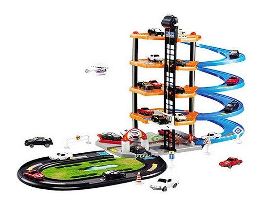 Lava Jato Carros Com Estacionamento - Brinquedos