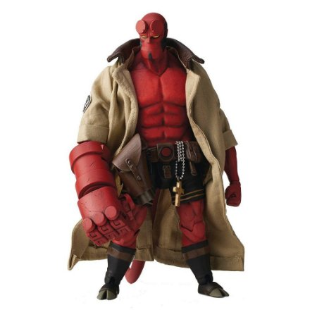 Boneco Hellboy Action Figure 1/12