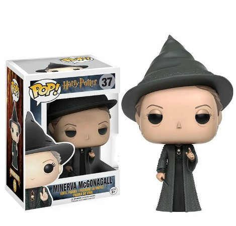 Funko Harry Potter 37 Minerva McGonagall - Funko Pop