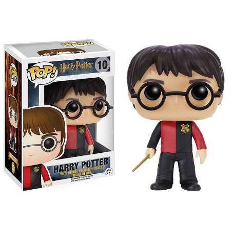 Funko Harry Potter Torneio Tribuxo 10 - Funko Pop