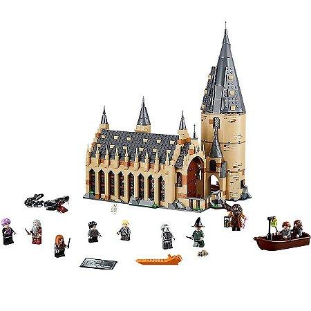 Castelo De Hogwarts Harry Potter 983 Peças - Blocos de montar