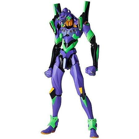 Action Figure Neon Genesis Evangelion Articulado Com LED
