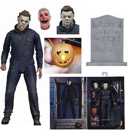 Michael Myers Action Figure Halloween Neca
