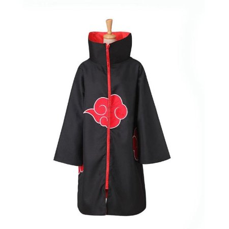 Cosplay Itachi Uchiha Akatsuki Completo - Naruto Shippuden