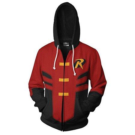Moletom Robin Batman Dc Comics
