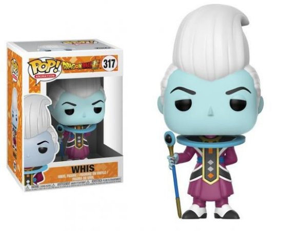 Funko Dragon Ball Super 317 Whis - Funko Pop
