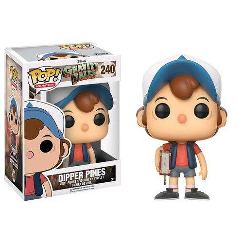 Funko Gravity Falls 240 Dipper Pines - Funko Pop