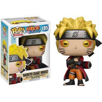 Funko Naruto Shippuden 185 Naruto Sage Mode - Funko Pop