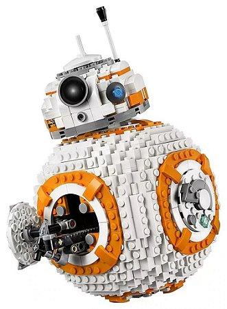 Star Wars Robô BB8 1238 peças - Blocos de montar