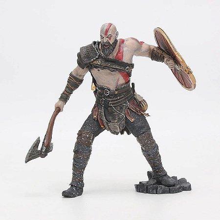 Kratos God Of War Ps4 Action Figure 18 Cm - Sony