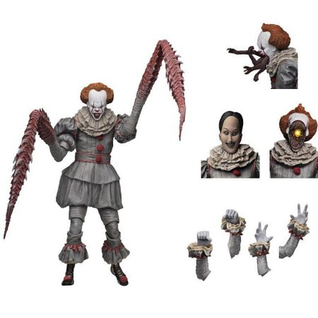 Pennywise The Dancing Clown Action Figure It A Coisa Stephen King - Neca
