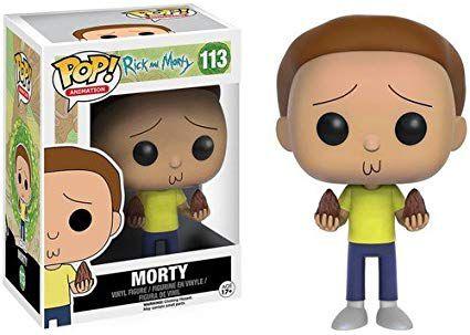 Funko Rick And Morty 113 Morty - Funko Pop